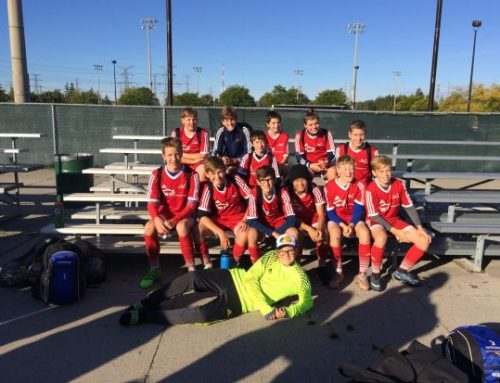 Rep U13B play Woodbridge Classic